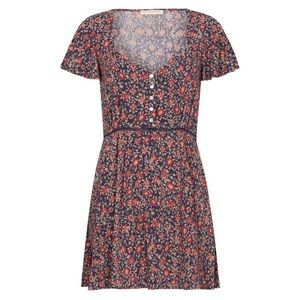 Spell & The Gypsy Collective Dresses - Spell Jasmine 90s Mini Dress